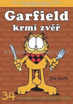 Jim Davis: Garfield krmí zvěř cena od 63 Kč