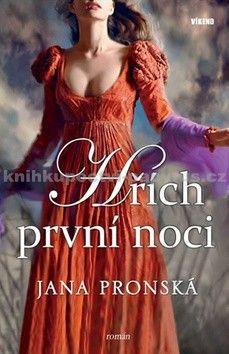 Jana Pronská: Hřích první noci cena od 99 Kč