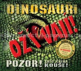 Robert Mash: Dinosauři ožívají! 3D cena od 203 Kč