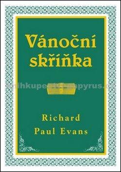 Richard Paul Evans: Vánoční skříňka cena od 111 Kč