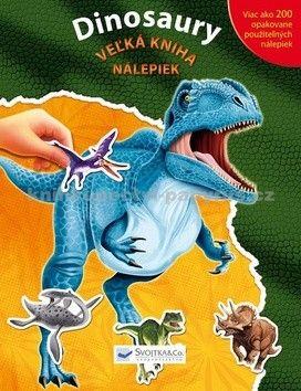 Svojtka Dinosaury cena od 146 Kč