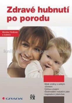 Monika Divišová: Zdravé hubnutí po porodu cena od 75 Kč