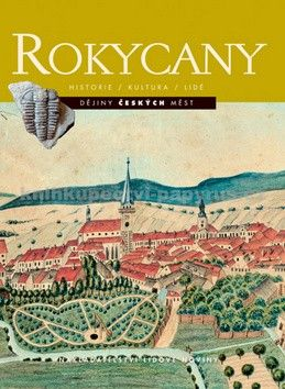 Hana Hrachovcová: Rokycany cena od 297 Kč