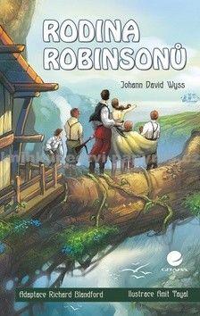 Johann David Wyss, Richard Blandford: Rodina Robinsonů cena od 75 Kč
