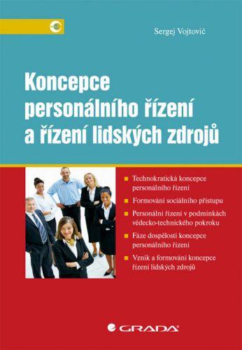 GRADA Koncepce personálního řízení a řízení lidských zdr cena od 228 Kč