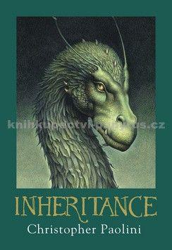 Christopher Paolini: Inheritance cena od 318 Kč