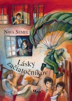 Nava Semel: Lásky začiatočníkov cena od 64 Kč