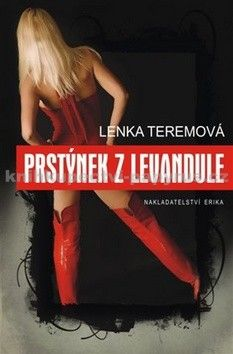Lenka Teremová: Prstýnek z levandule cena od 59 Kč