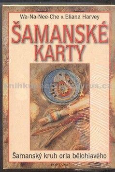 Fontána Šamanské karty cena od 492 Kč