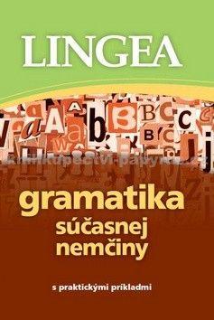 Lingea Gramatika súčasnej nemčiny cena od 122 Kč