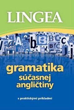 Lingea Gramatika súčasnej angličtiny cena od 108 Kč