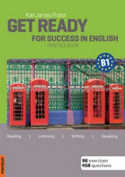 XXL obrazek Karl James Prater: Get Ready for Success in English B1 + CD
