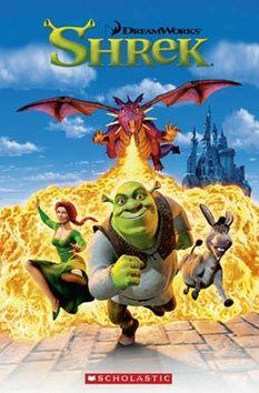 Hughes Annie: Popcorn ELT Readers 1: Shrek 1 with CD cena od 201 Kč