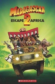 Davis Fiona: Popcorn ELT Readers 2: Madagascar: Escape Africa cena od 169 Kč