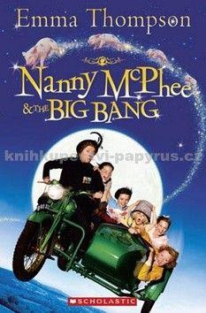 Thompson Emma: Popcorn ELT Readers 3: Nanny McPhee & the Big Bang cena od 191 Kč