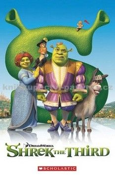 Hughes Annie: Popcorn ELT Readers 3: Shrek the Third with CD cena od 203 Kč