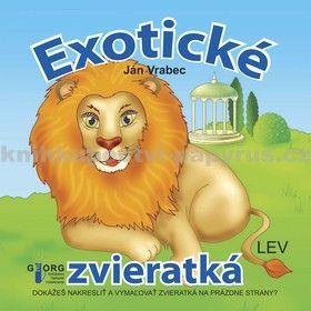 Ján Vrabec: Exotické zvieratká cena od 55 Kč