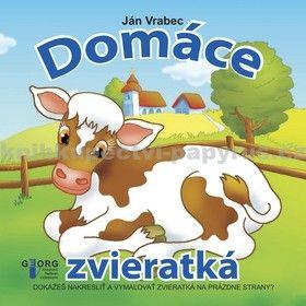 Ján Vrabec: Domáce zvieratká cena od 56 Kč