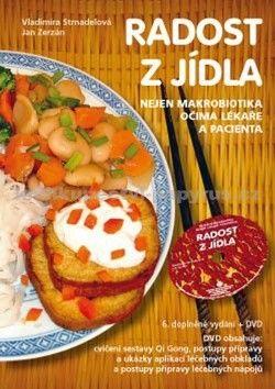 Vladimíra Strnadelová: Radost z jídla + DVD cena od 258 Kč