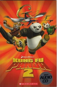 INFOA Kung Fu Panda 3 + CD cena od 191 Kč