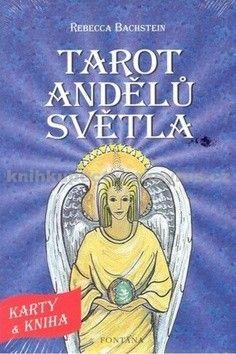 Rebecca Bachstein: Tarot andělů světla cena od 219 Kč