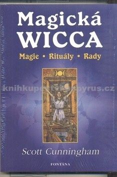 Scott Cunningham: Magická Wicca cena od 186 Kč