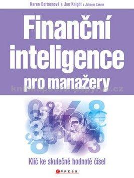 Finanční inteligence pro manažery cena od 239 Kč