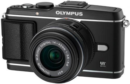 Olympus PEN E-P3 cena od 0 Kč