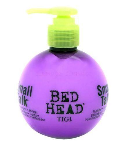 Tigi Bed Head gelový krém pro objem (Small Talk Thickifier & Energizer & Stylizer) 200 ml