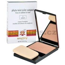 Sisley Phyto-Teint Éclat Compact kompaktní make-up odstín 3 Natural (Compact Foundation) 10 g