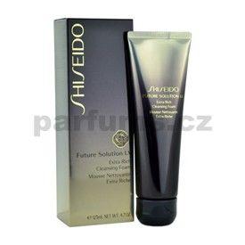 Shiseido Future Solution čisticí pěna pro všechny typy pleti (Extra Rich Cleansing Foam) 50 ml