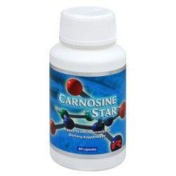 Starlife Carnosine Star 60 kapslí