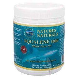 Australian Remedy Squalene 1000 210 kapslí