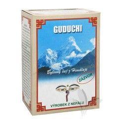 Agentura Hledající Guduchi plus se zázvorem 75 g
