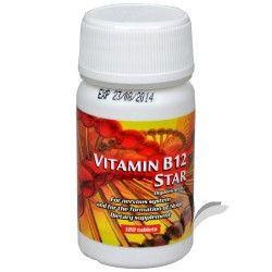 Starlife Vitamín B12 Star 120 tbl.