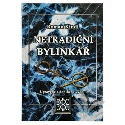 Roman Kindl: Netradiční bylinkář cena od 170 Kč