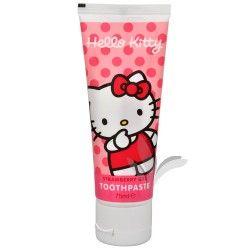 VitalCare Hello Kitty zubní pasta - gel s jahodou příchutí 75 ml