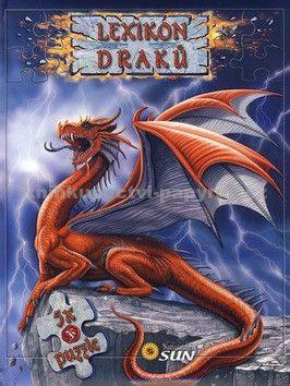 Rueda José María: Lexikon draků - 5x puzzle cena od 129 Kč