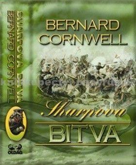 Bernard Cornwell: Sharpova bitva cena od 161 Kč