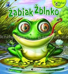 FRAGMENT Žabiak Žblnko cena od 199 Kč