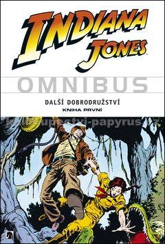 John Boyne, Archie Goodwine, David Michelinie: Indiana Jones - Omnibus - Další dobrodružství - kniha první cena od 594 Kč
