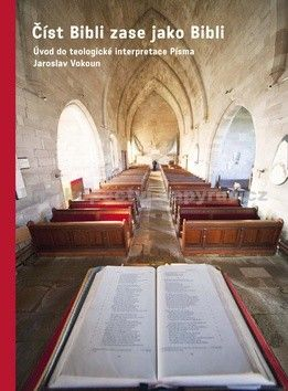 Jaroslav Vokoun: Číst Bibli zase jako Bibli cena od 103 Kč