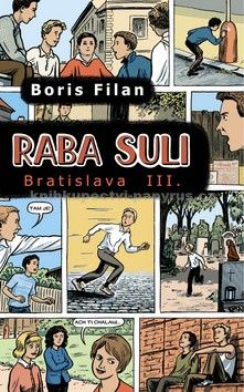 Boris Filan: Raba Suli cena od 231 Kč