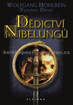 Wolfgang Hohlbein, Torsten Dewi: Dědictví Nibelungů cena od 269 Kč