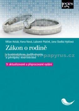 Milan Holub, Hana Nová, Lubomír Ptáček: Zákon o rodině cena od 492 Kč