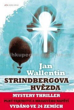Jan Wallentin: Strindbergova hvězda - Nord krimi cena od 280 Kč