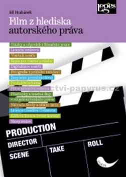 Jiří Hrabánek: Film z hlediska autorského práva cena od 140 Kč