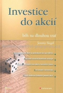 Jeremy Siegel: Investice do akcií – běh na dlouhou trať cena od 390 Kč