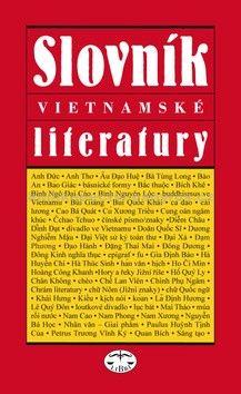 Slovník vietnamské literatury cena od 322 Kč