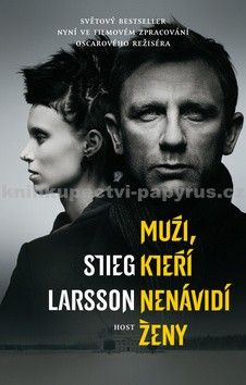 Stieg Larsson: Muži, kteří nenávidí ženy - filmová obálka (Milénium 1) cena od 140 Kč